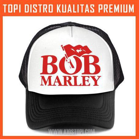 Topi Bob Marley 5 BOB05 Distro  4d7093ca89