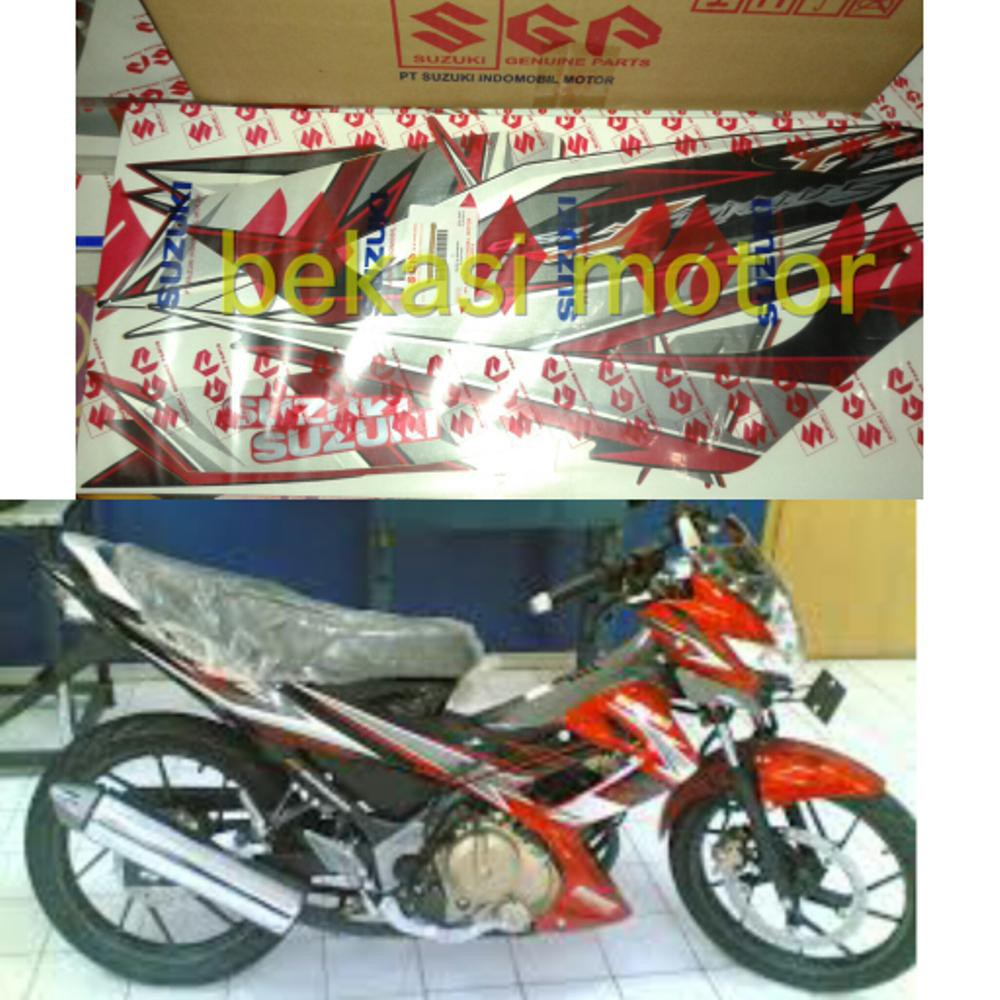 Dijual Striping Stiker Honda Astrea Grand Hijau Limited Shopee Polet 800 Indonesia