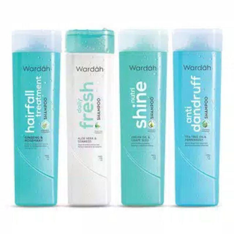 Wardah Shampoo Hairfall Treatment/ shampoo wardah-1
