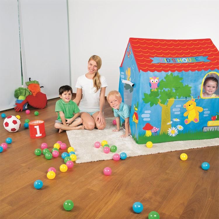 Mainan Rumah Bermain Anak Portabel  Tenda Bermain Model Istana Putri Raja  2b27564003