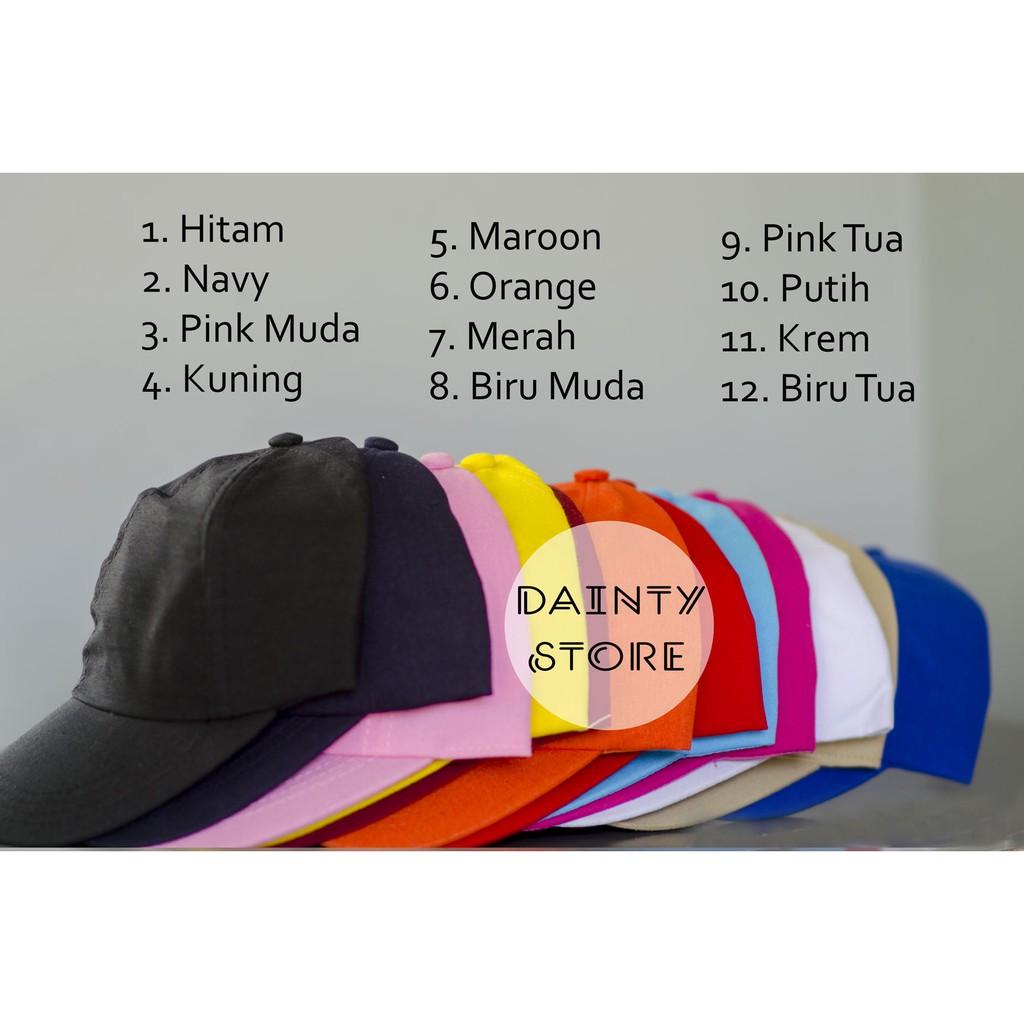 Belanja Online Topi - Aksesoris Fashion  ed24094a67