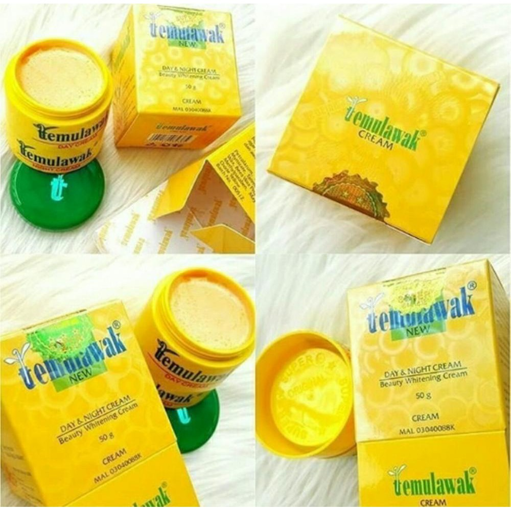 Cream Temulawak Original Day   Night Cream Blink Blink  60c470323f