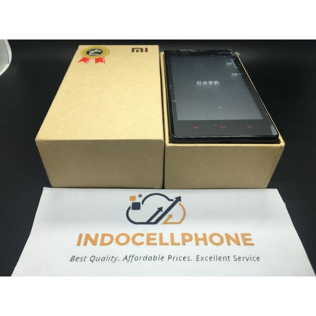 Suplierxiaomi Redmi 1s Garansi Distributor Shopee Indonesia Xiaomi 8gb Hitam