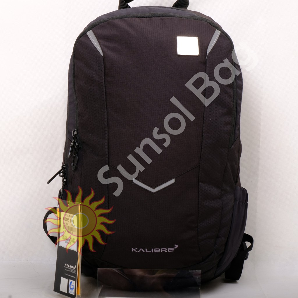 Kalibre Hypershield Tas Ransel Laptop 910258 000 Hitam Daftar Aesthetic Daypack Backpack 910405 Black Shopee Indonesia