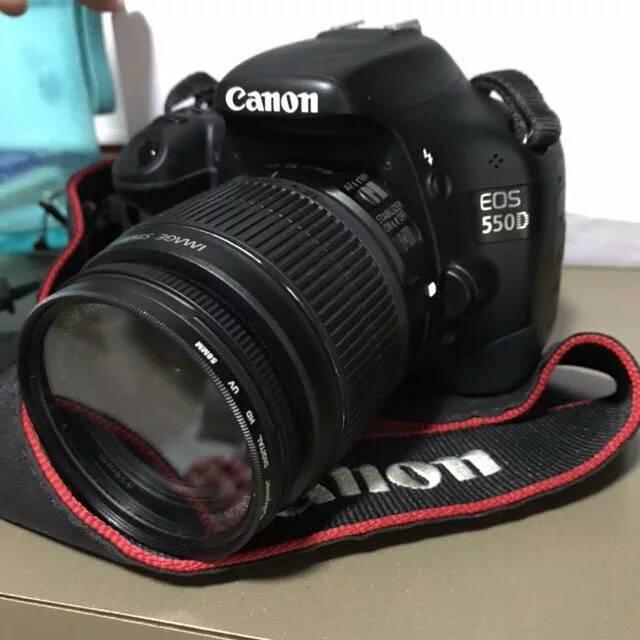 Canon 600d Bekas Bagus Dslr Shopee Indonesia