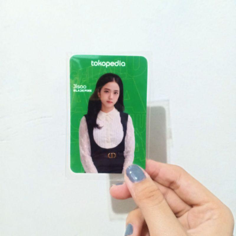 Photocard / PC Blackpink Jisoo Lisa Jennie