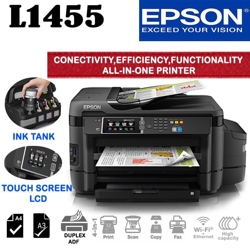 Printer Epson L1455 Shopee Indonesia