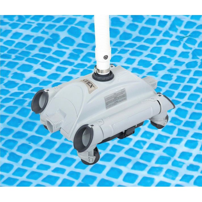Robot Cleaner Automatic Above Ground Pool Vacuum for Pumps - INTEX 28001
