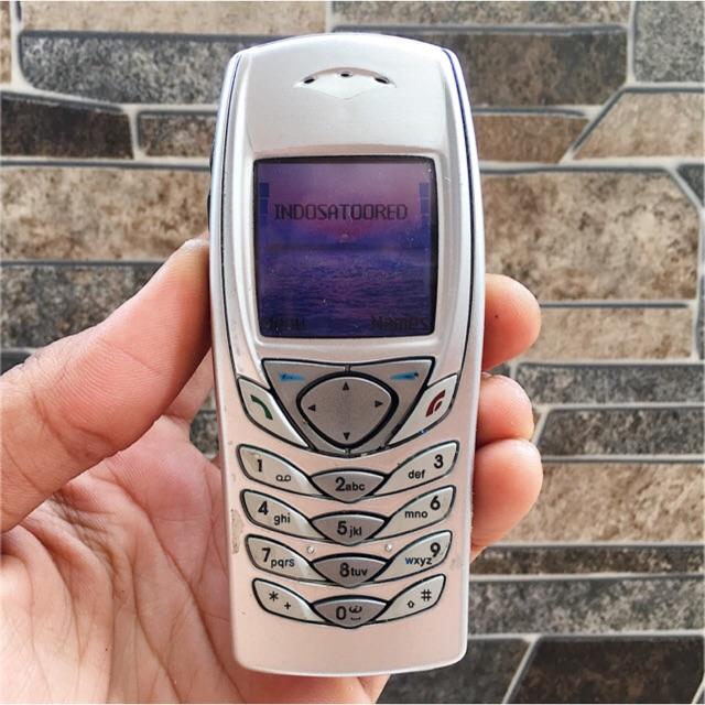 Ready Nokia 6100 Normal Hp Jadul Second Original Klasik Antik