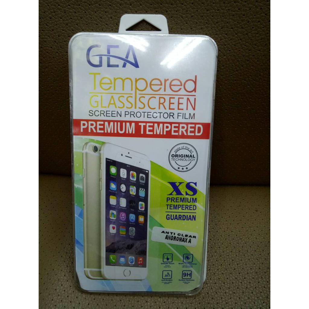 Tempered Glass / Anti Gores Kaca Smartfren Andromax A - | Shopee Indonesia