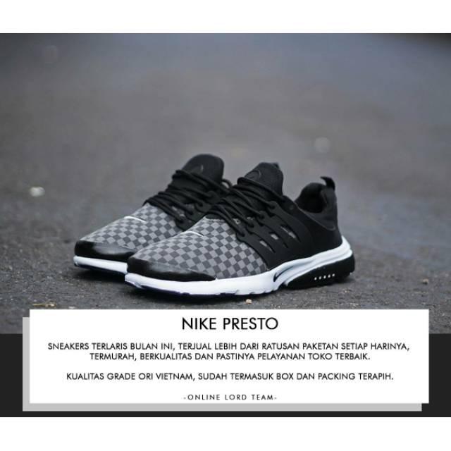 GB Termurah Nike Air Presto Premium Sepatu Nike Pegasus Import Shoes Nike  AirMax Presto Nike Fresto  823571327b