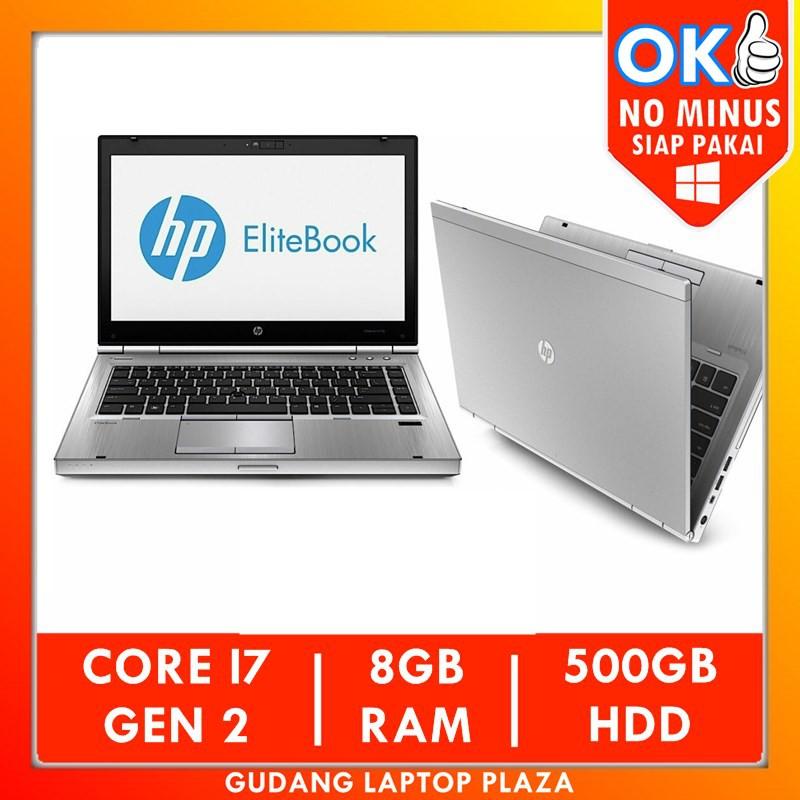 Laptop Hp Elitebook 8460p Dell Nvidia Core I7 8gb 500gb Laptop Murah Bekas Laptop Gaming Notebook Shopee Indonesia