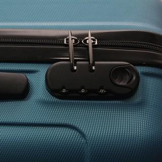 ... uNiQue Travel Luggage Koper Kabin Hardcase Speedlite 20 inch - Biru. suka: 3