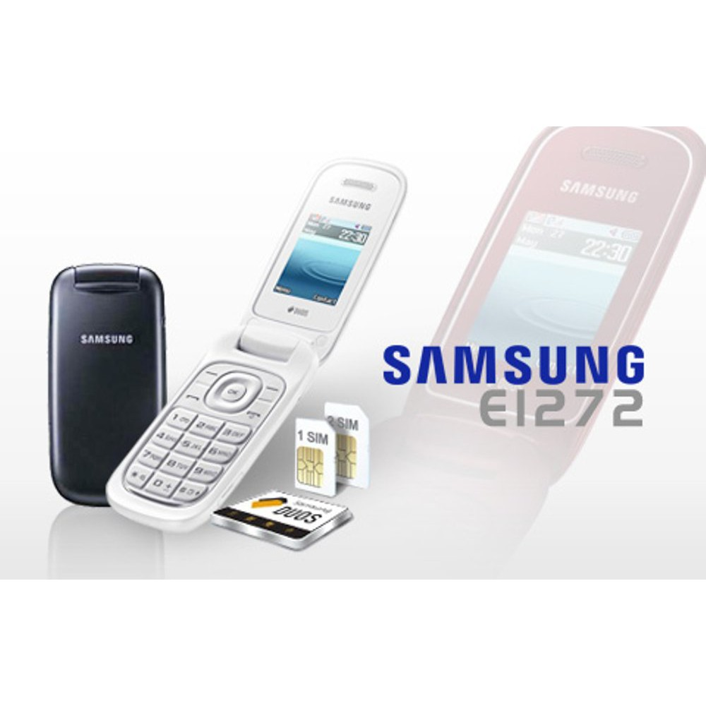 Harga Samsung Caramel Gt E1272 Juni 2016 Dual Sim Dan Kamera Refurbishd Shopee Handphone Putih Indonesia