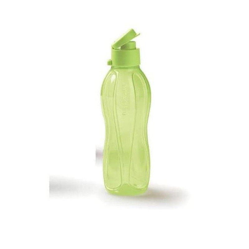 Tupperware Eco Bottle 750 ml Green | Tempat Minum Botol Tupperware Hijau
