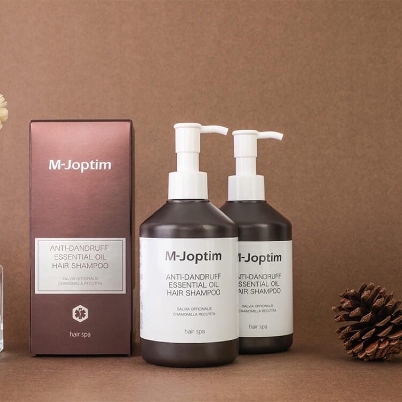 M-Joptim Anti-dandruff Essential Oil Hair Shampoo-4