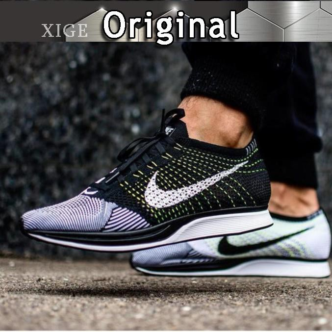 9colors ready original Nike Flyknit Racer 526628-009011 running shoes  sneakers  be2082f714