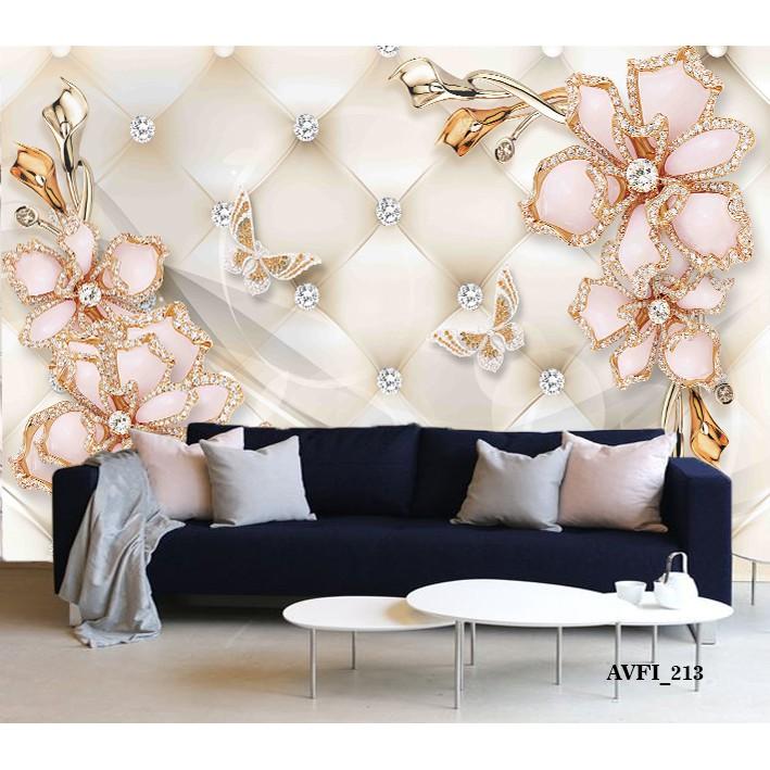 Wallpaper Dinding Custom Wallpaper Custom Murah Shopee Indonesia