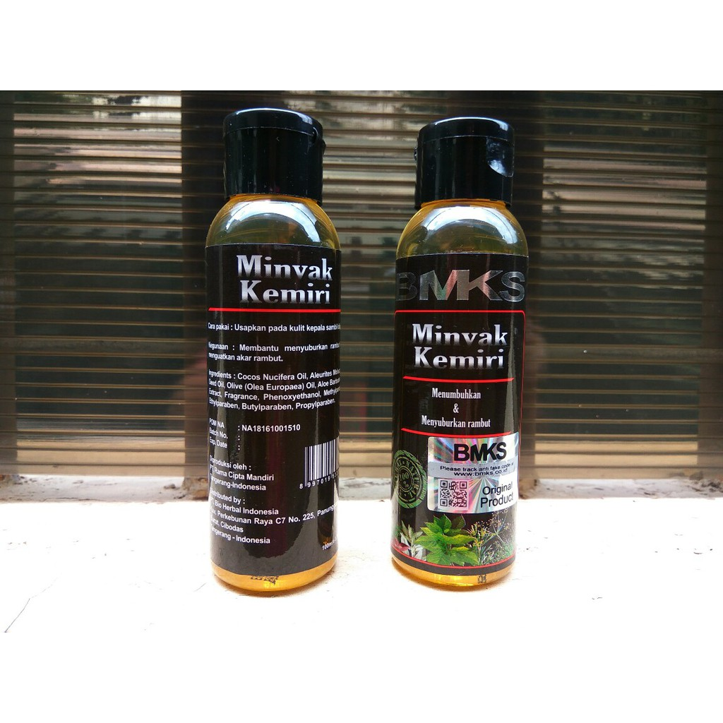 Bpom Bmks Minyak Kemiri Black Magic Original 100 Shopee Indonesia