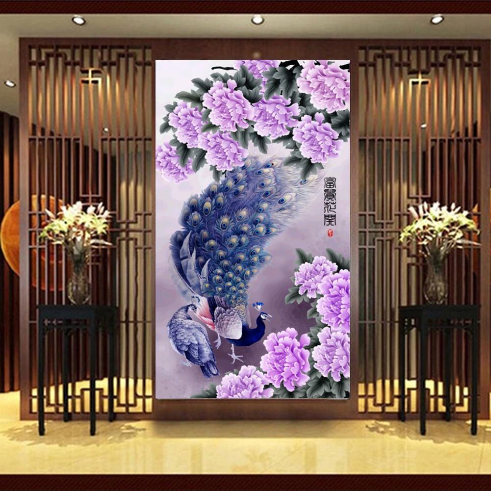 Hiasan Dinding Dekorasi Rumah Lukisan Bunga Hijau Shopee Indonesia Kaligrafi Mei B
