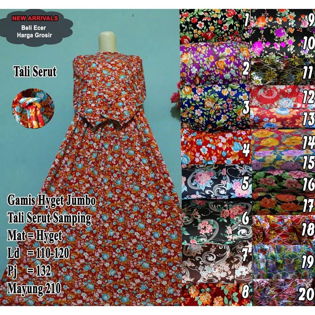 Gamis Hyget Murah Shopee Indonesia