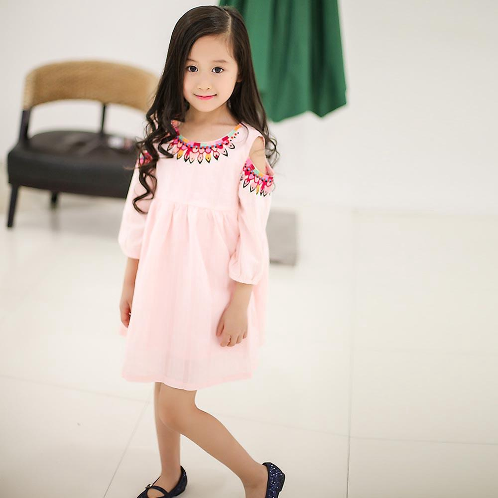 Toddler Kids Baby Girls Clothes Printing Sleeveless Dress Princess Tutu Dresses