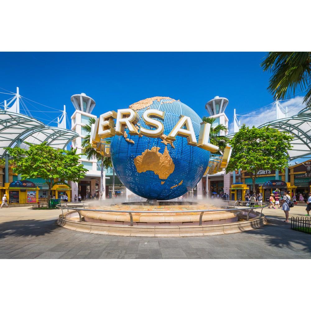 Tiket Universal Studio Singapore Dewasa Termurah Shopee Indonesia Singapura Anak