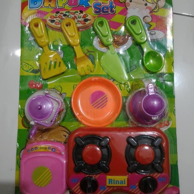 Mainan Masak Masakan Anak Kecil Shopee Indonesia