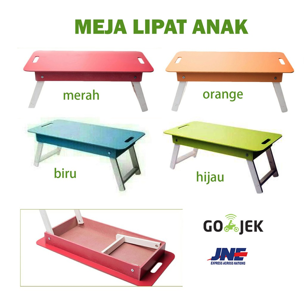 Meja Belajar Serbaguna Lesehan Lap desk Lapdesk Anak Kecil Lipat Drawing table princess frozen elsa | Shopee Indonesia