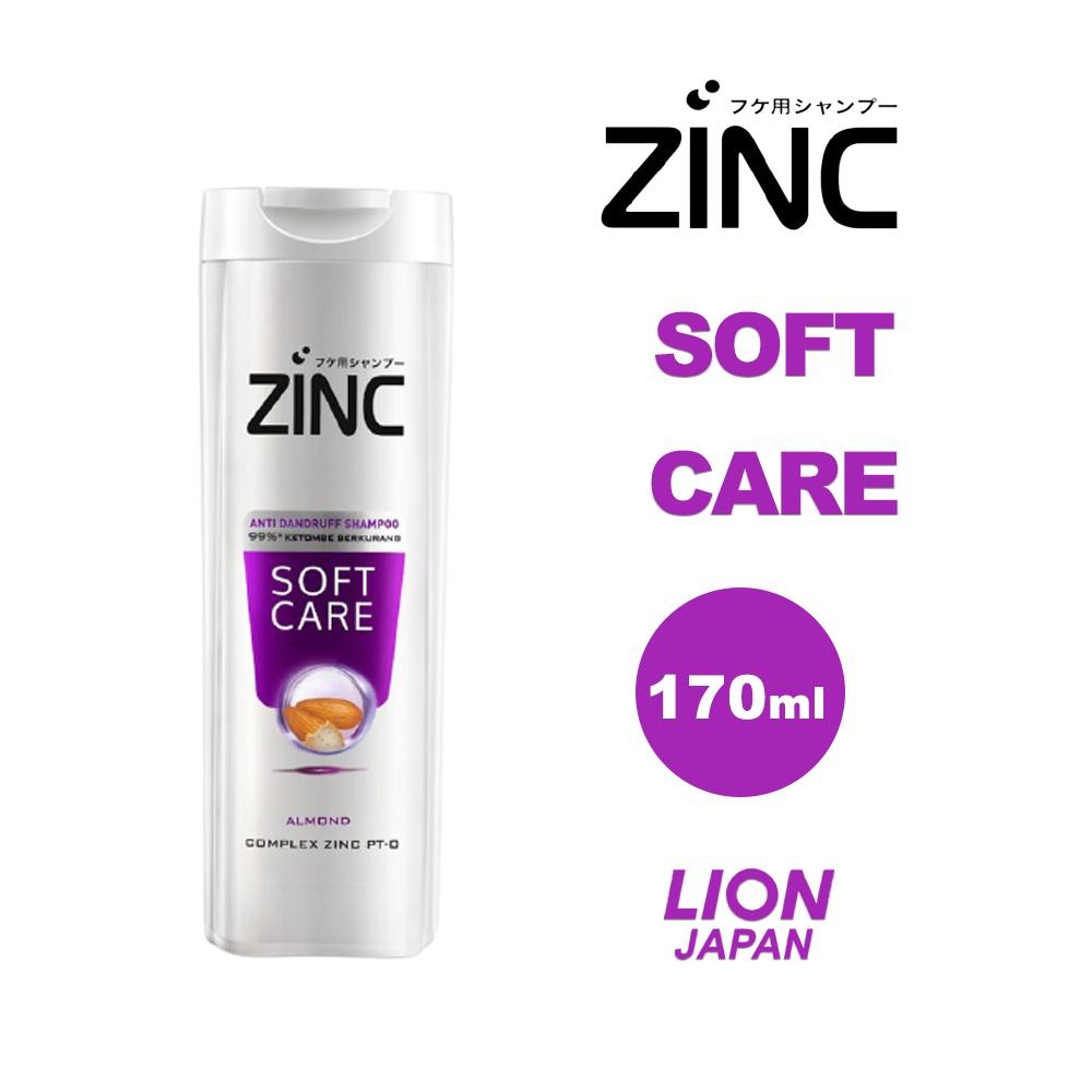 Zinc Shampoo 170ml-Soft Care