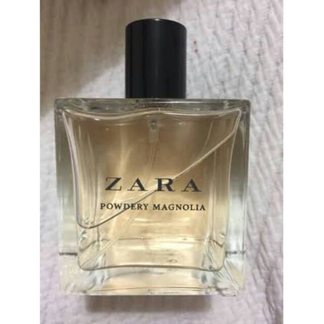 100 Parfum Zara Powdery Edt Magnolia Ml J1K3uFTlc5