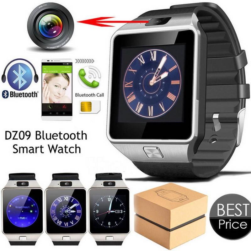 ToHayie Import Smartwatch DZ09 - GSM Sim Card - Strap Karet