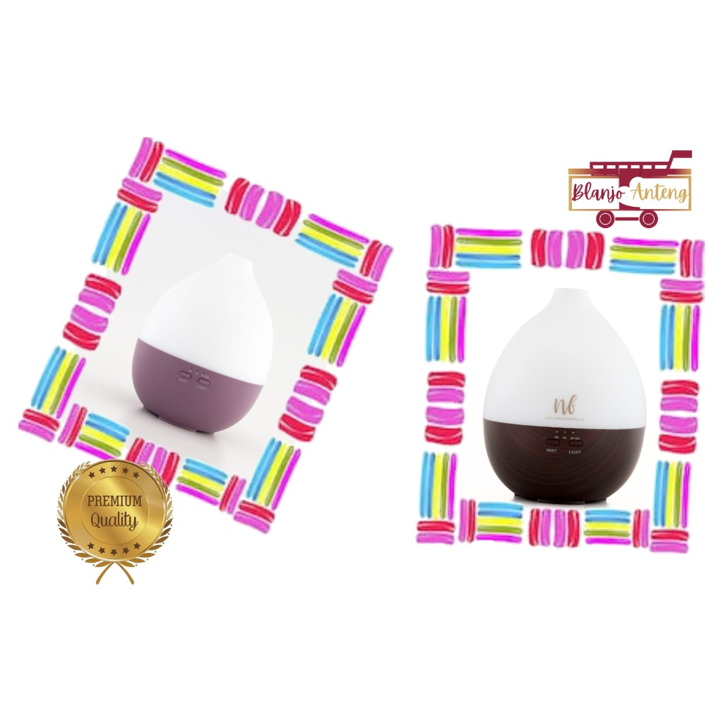 Humidifier Diffuser Aromatherapy