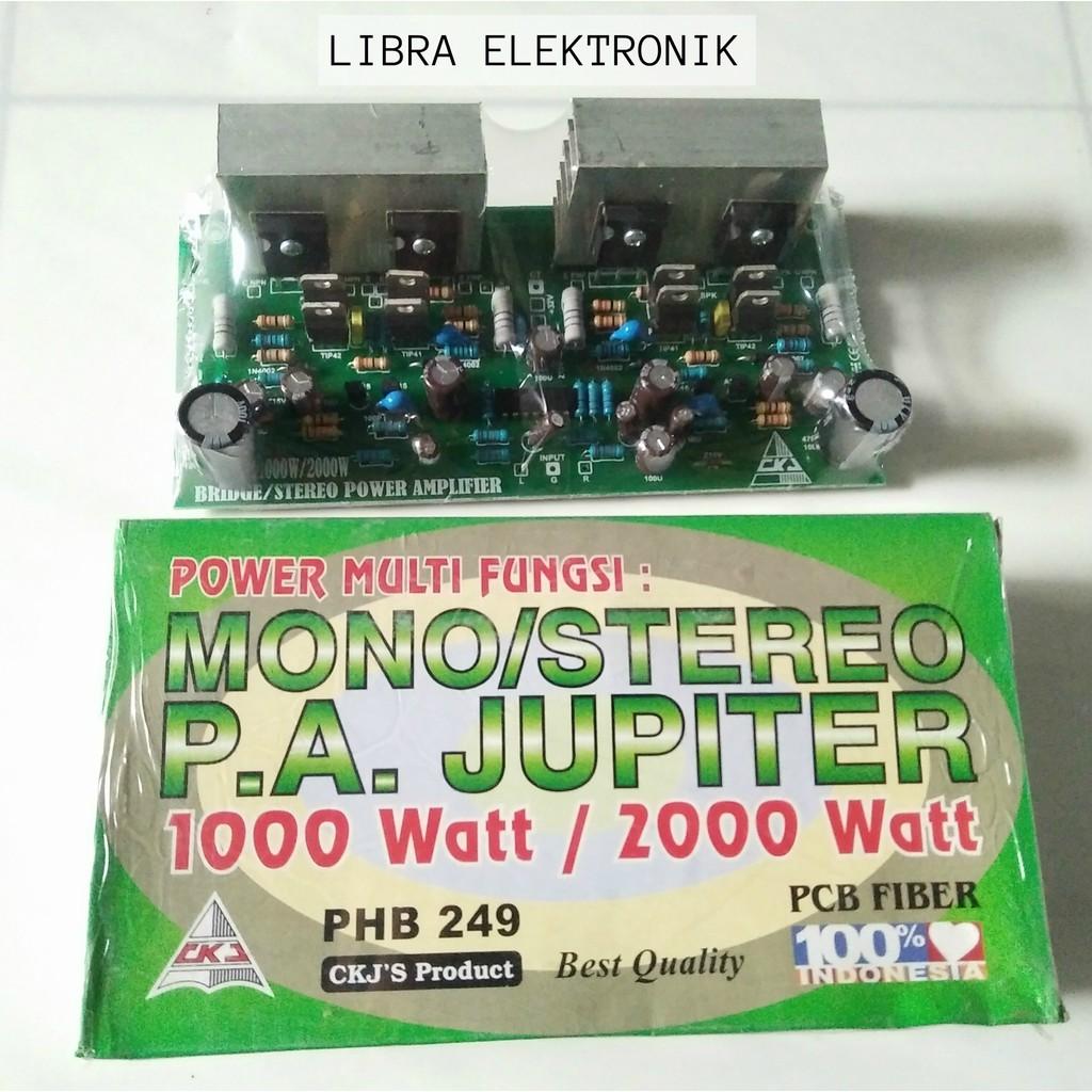 Power 1000 Watt Stereo Hyper Pro Shopee Indonesia Indonesias Legendary Diy Amplifier 150w Ocl