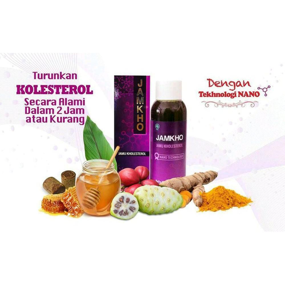 obat herbal jamkho jamu kolesterol dan asam urat