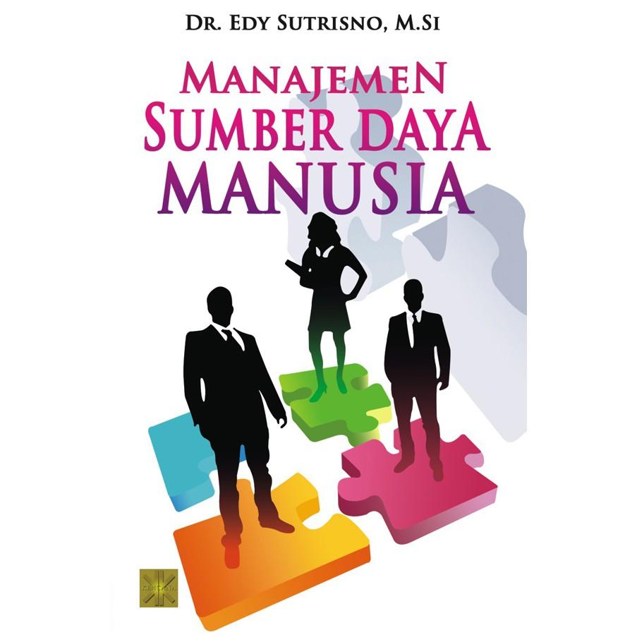 Buku Manajemen Sumber Daya Manusia Oleh Prof Dr H Edy Sutrisno