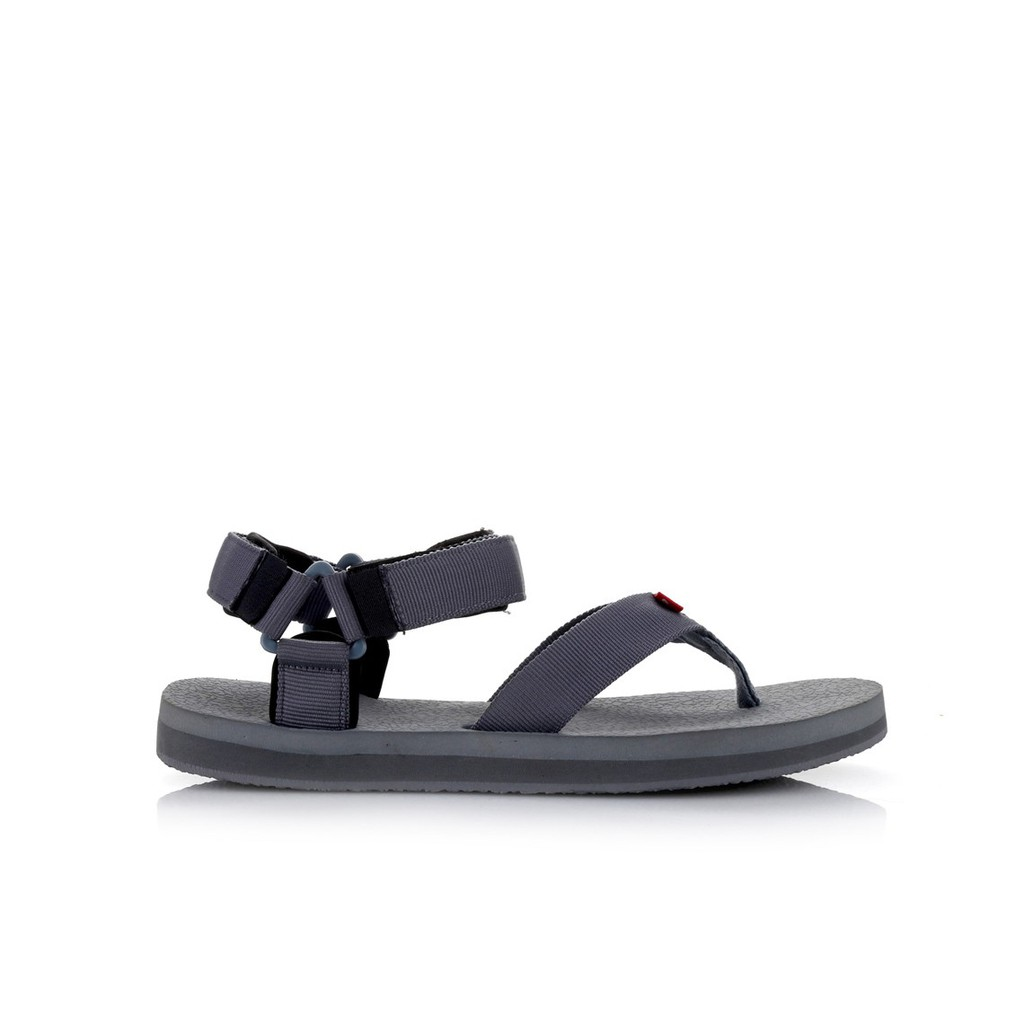 Men Strap Sandals Fashion Summer Outdoor Sport Shopee Tendencies Footbed 2 Black Hitam 40 Indonesia