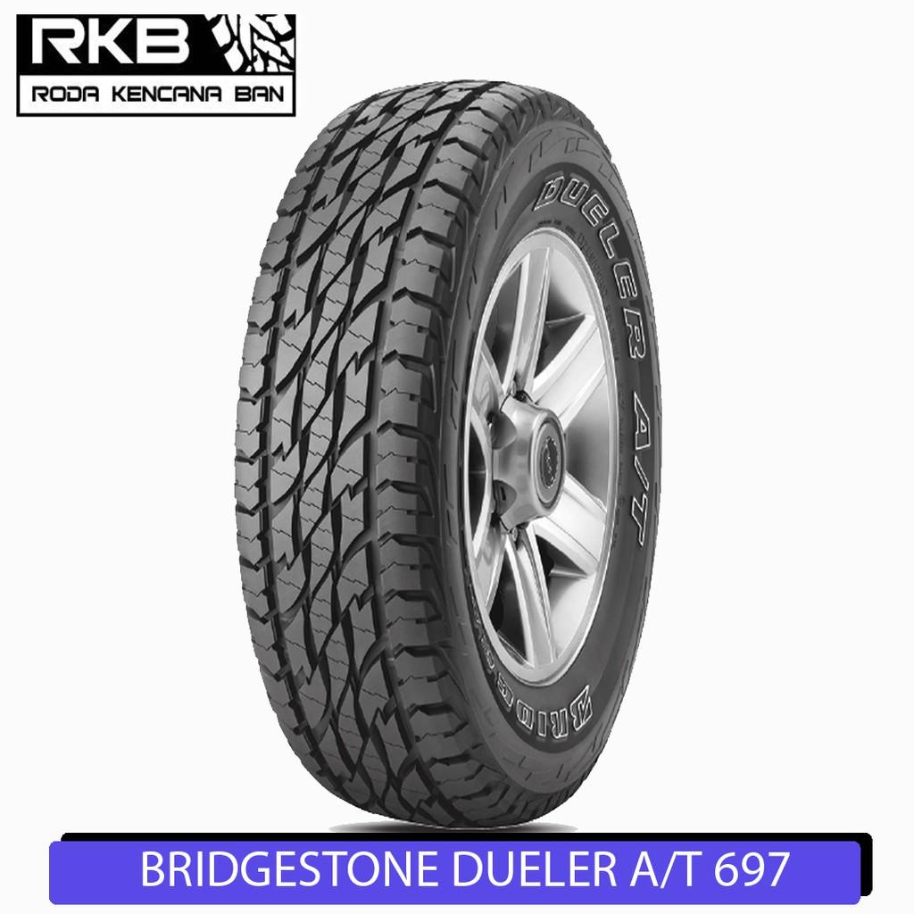 Bridgestone Deuler 697 AT Ukuran 275/70 R16 Ban Mobil NISSAN Patrol