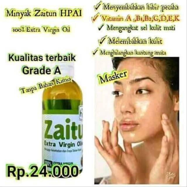 Minyak Zaitun Hpai Shopee Indonesia