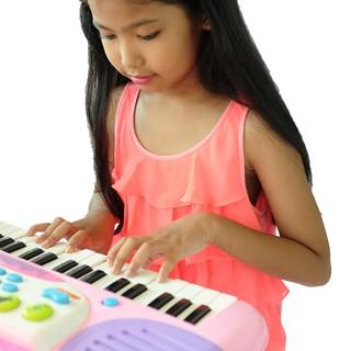 Ocean Toy Mainan Anak Electronic Organ Keyboard BO-27A. habis .