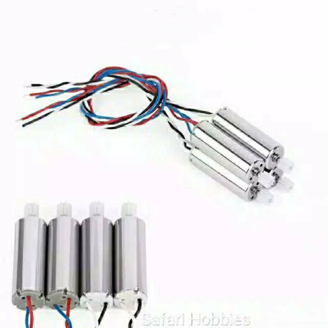 2PCS 7mm*20mm CW CCW Motor Engine For Syma X5 X5C RC Quadcopter Drone Spare Part