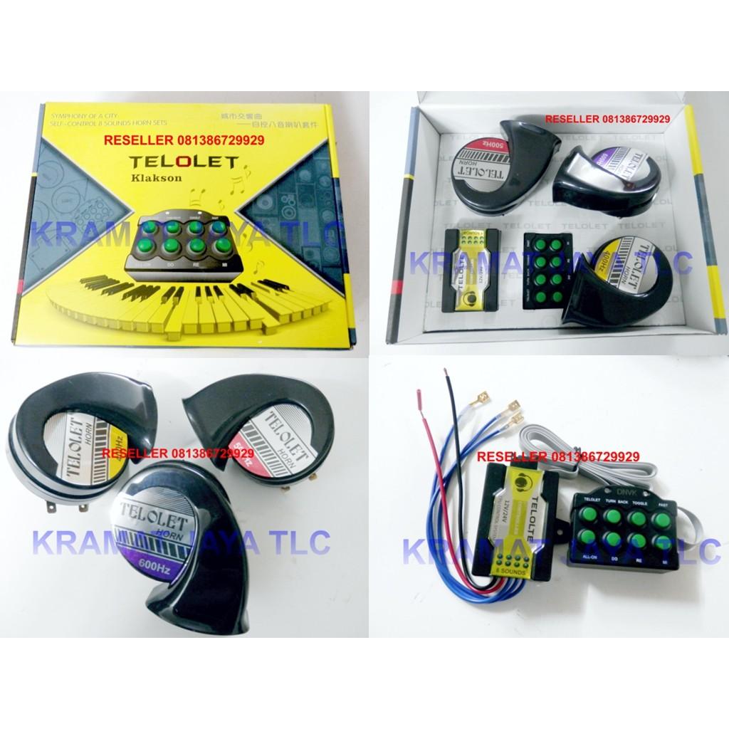 Klakson Toa Sirine Polisi 7 Suara Mic Kotak Gepeng Z1467 Shopee 80 Watt Best Quality Indonesia