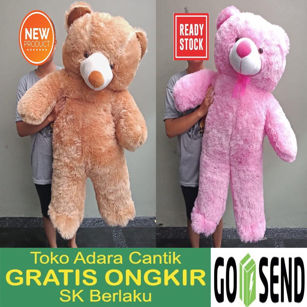 BONEKA TEDDY BEAR JUMBO BIG SIZE SNI  5fa7cf40a1