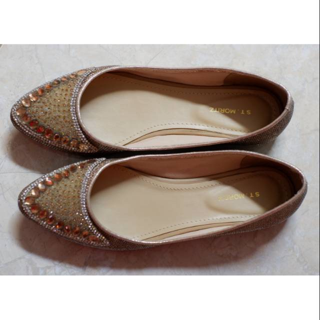 Flat Shoes St Moritz Shopee Indonesia