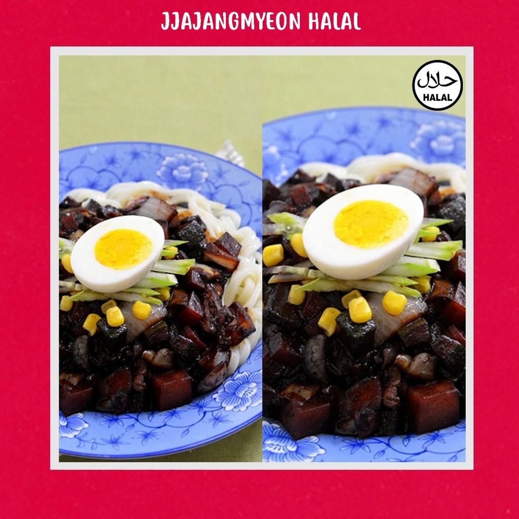 Halal Samyang Tteokbokki Shopee Indonesia Samwon Tokpoki Only 500 Gram