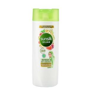 ❤️ Albani ❤️ Sunslik Hijab Refresh & Anti-Dandruff Botol 70 mL - Shampo Sunslik - Anti Ketombe - COD-HIJAB FRESH