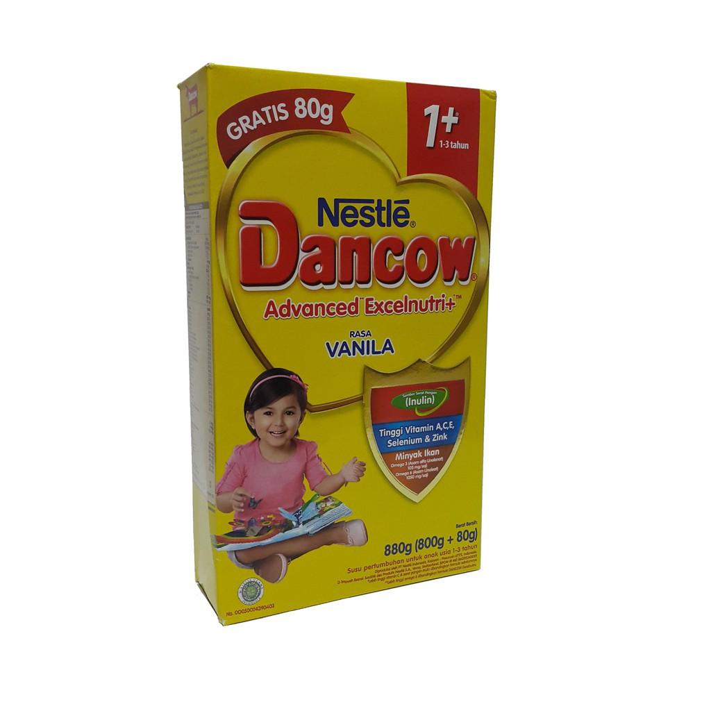 Dancow 1 Vanila 800 Gr Ed Sept 2019 Shopee Indonesia Chil Kid Regular 3 Untuk Usia Tahun 800gr