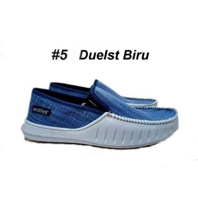 Sepatu Casual Pria Slip On Ardiles Akabialbaninsomia exxon Sepatu ringan  kuat tahan air  ba41503352