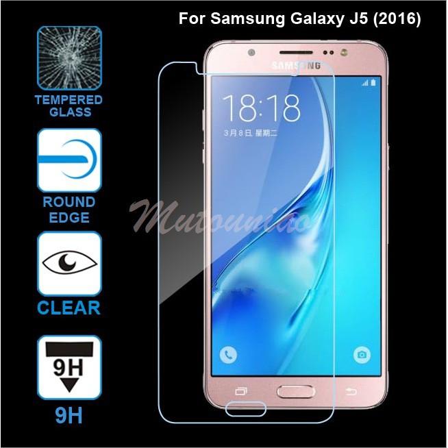 Samsung Galaxy J1 Ace Anti Gores Kaca Screen Guard Protector (Clear)