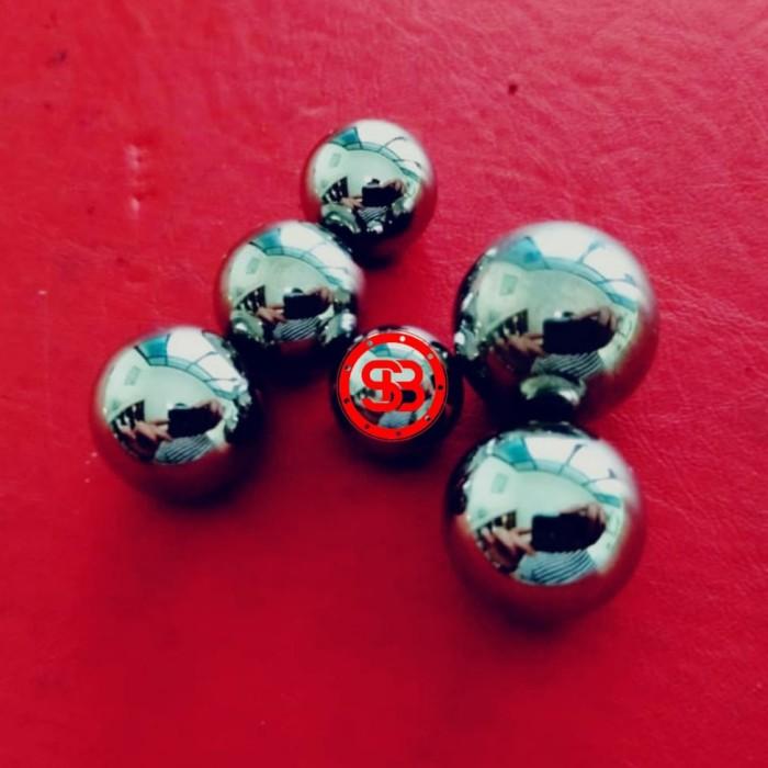 Steel Ball / Pelor Bearing 2mm (Harga per 100Pcs)